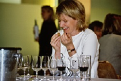 Chocolate and Wine Tasting in Edinburgh with Rose Murray Brown Master of Wine