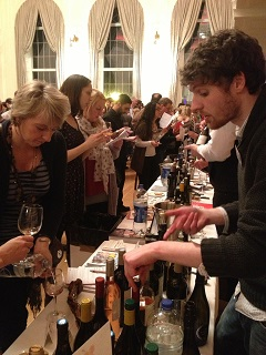 Comic Relief Wine Tasting Edinburgh