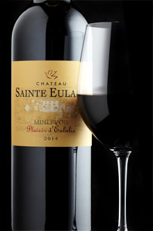 Minervois Chateau Sainte Eulalie The Wine Society review