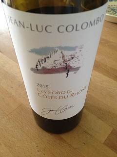 Jean-Luc Colombo wine review Rose Murray Brown MW