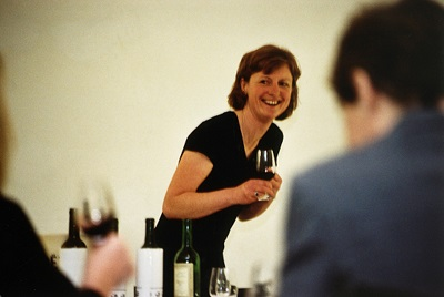 Rose Murray Brown Master of Wine