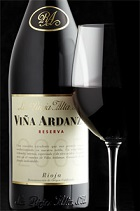 Vina Ardanza Rioja Reserva 2008 reviewed by Rose Murray Brown MW