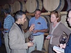 Wine Tours with Rose Murray Brown MW